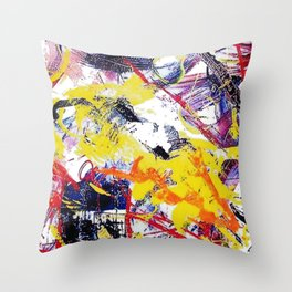 VIVALDI: Oboe Concerto Throw Pillow