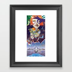 LA MACHINE #1 Framed Art Print