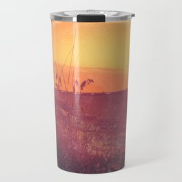 Morning On Madeira Beach - America As Album Art Travel Mug
