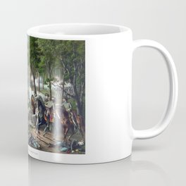 The Battle of Chancellorsville Coffee Mug