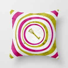Phantom Keys Series - 04 Throw Pillow
