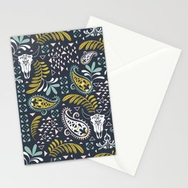 Bohemian Rhapsody Midnight Stationery Cards