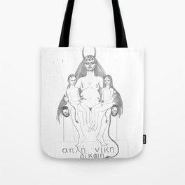 Demon Mother Tote Bag