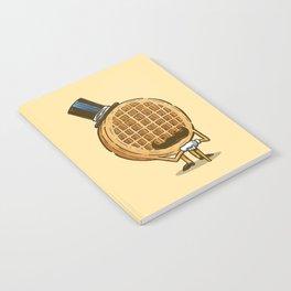 The Fancy Waffle Notebook
