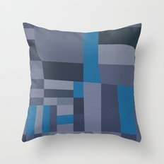 49th And Oak Tex Throw Pillow