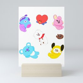 BT21! Mini Art Print