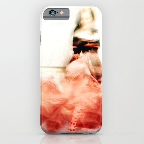 Lady Rose iPhone & iPod Case