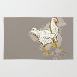 Chicks Dig Me Rug