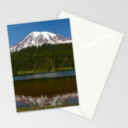 Mt. Adams Reflection Stationery Cards