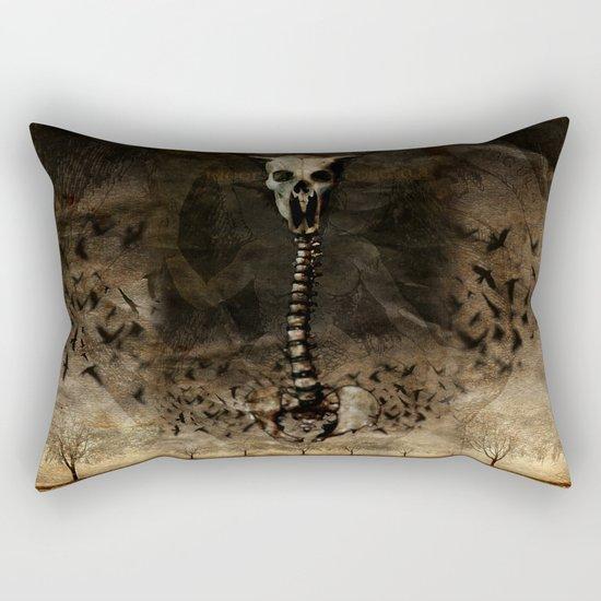 Rigor Coagula Rectangular Pillow