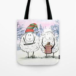 Keep Warm Tote Bag