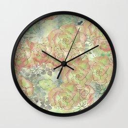 Mehikasvi ja muutama muu Wall Clock