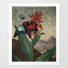 Cor 1 Art Print