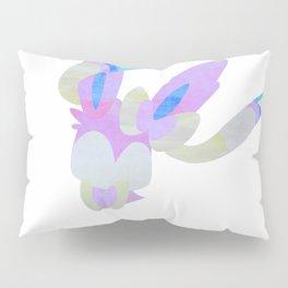 Watercolor Sylveon Pillow Sham