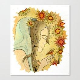 Ave Maria Canvas Print