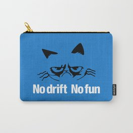 No drift No fun v6 HQvector Carry-All Pouch