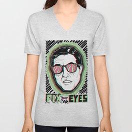 Fix Your Eyes! Unisex V-Neck