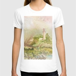 Summertime at Point Aux Barq T-shirt