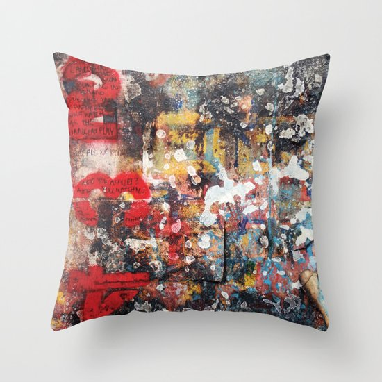 234 Throw Pillow