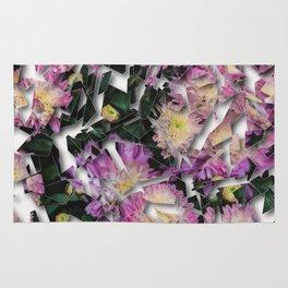 Shattered Floral Rug