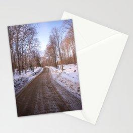 Menominee Lake Road Stationery Cards