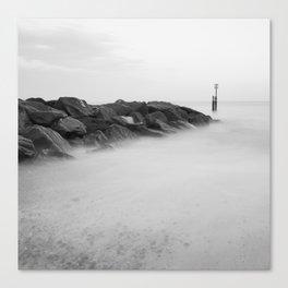 Southwold Beach Canvas Print