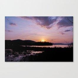 Natureza Canvas Print