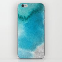 mineral iPhone & iPod Skins featuring mineral 01 by LEEMO