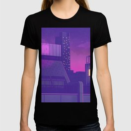 Shinjuku Night Lights T-shirt