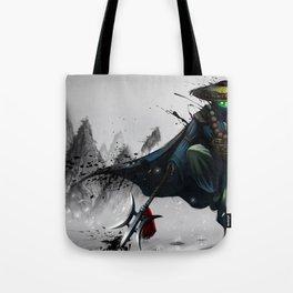 Temple Jax League of Legends Tote Bag