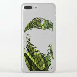 Kiss of the Vipress Clear iPhone Case