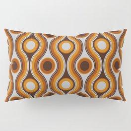 Older Patterns ~ Waves 70s Pillow Sham
