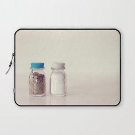 Salt and Pepper Laptop Sleeve