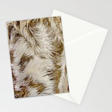 Boca Sloth coat  Stationery Cards