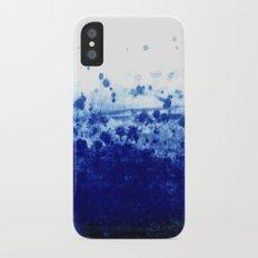 Sea Picture No. 6  Slim Case iPhone X