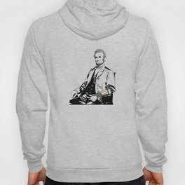 Inked Lincoln Hoody