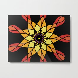 The Holy Spark of Life Metal Print