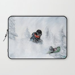 Travis Rice #2 Laptop Sleeve