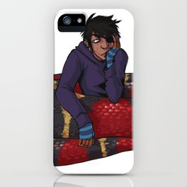 Lamia Spook iPhone Case