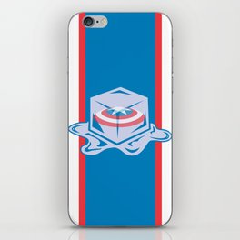 Cap'n USA iPhone Skin