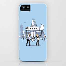 A Matter of Perspective iPhone Case