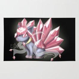 fusion - crystal Rug