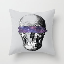 Don't Look // Anatomy x Geometry Throw Pillow