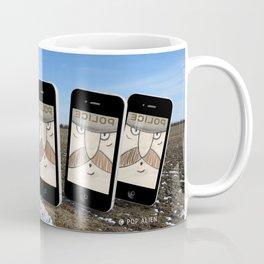 Zone Selfie - Souriez Coffee Mug