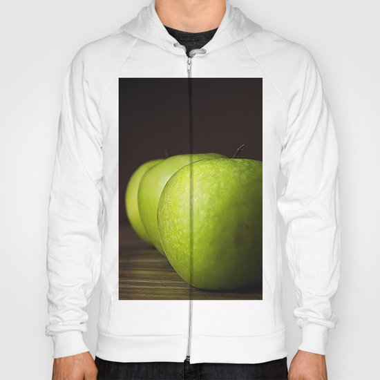 Little Green apples Hoody