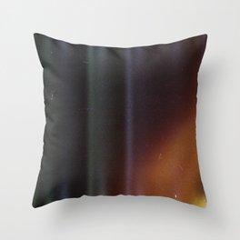 Sensitive to Light Throw Pillow