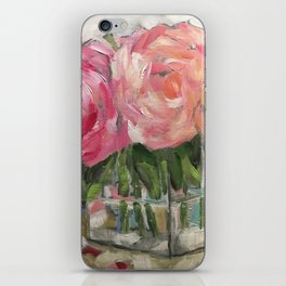 Pink as Pink Can Be iPhone Skin