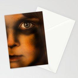 Vampire Stare Stationery Cards