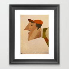 Italo Framed Art Print