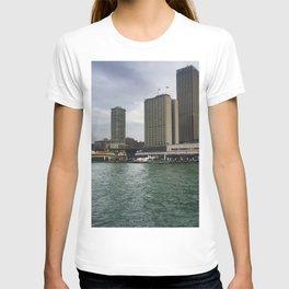 Sydney Ferry Terminals T-shirt